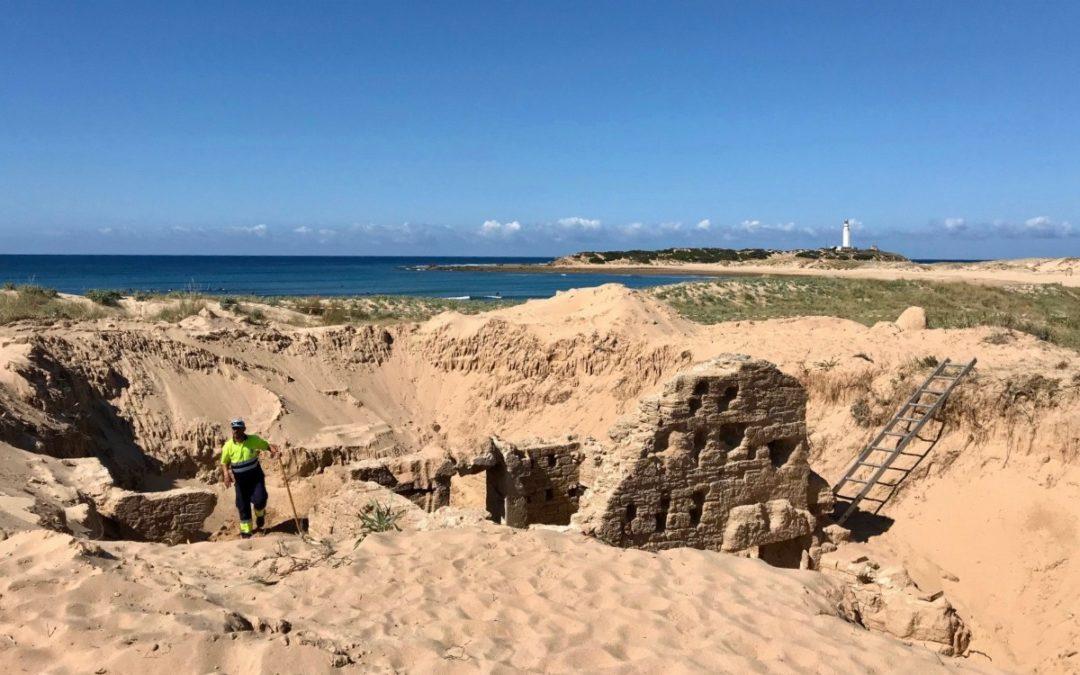 Treasures in the dunes of Cádiz