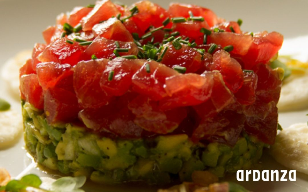 Recipe Tartar de atún – culinary tapa from Cádiz, Spain